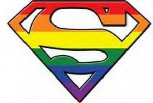 Rainbow-Superman-logo