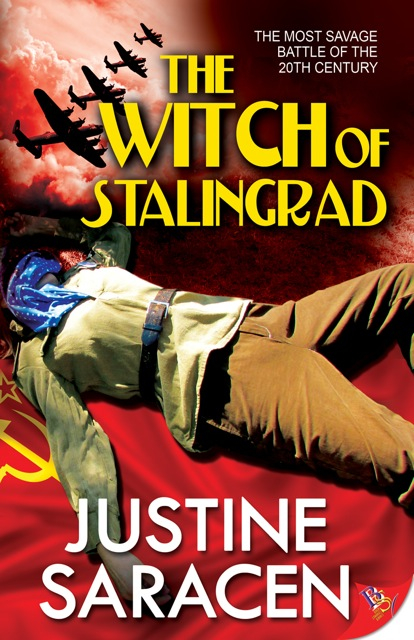 The Witch of Stalingrad 300 DPI