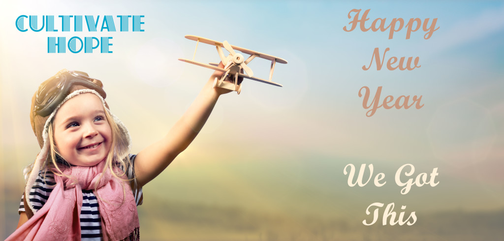 Freedom To Dream - Joyful Child Playing With Airplane Against Th